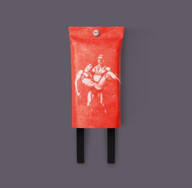 Hero fire blanket Tom of Finland
